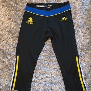 Adidas workout leggings